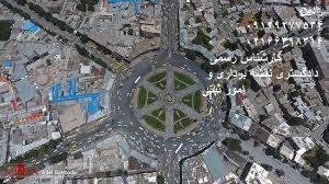 تفسیر عکس هوایی و ماهواره ای برای زمین مسکونی