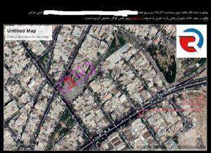 نقشه هوایی و تفسیر و بررسی کارشناس دارای صلاحیت